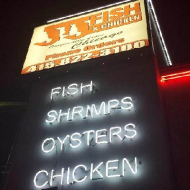 JJ's Fish and Chicken